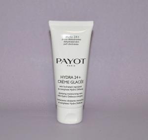 Payot Hydra 24+ Creme Glacee 100ml/3.3fl.oz. Professional Size