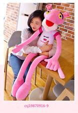 "Pink Panther NICI Plush Toy Stuffed Animal Doll 130cm 50"" LARGE LIFE SIZE Figure"