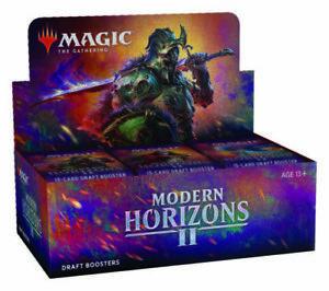MTG Modern Horizons 2 Draft Booster Box  ***PREORDER*** Ships 06/18/21