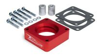 Fuel Injection Throttle Body Spacer Airaid fits 97-02 Jeep Wrangler 2.5L-L4