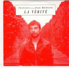 (EM745) Francois & The Atlas Mountains, La Verite - 2014 DJ CD