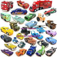 1:55 Mater Loose Lot McQueen Pixar Cars Diecast Vehicles Kid Model Car Toys Gift