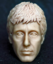 "1/6 scale plastic unpainted action figure head sculpt al pacino scarface 12"""