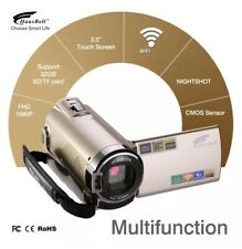 Hausbell Touch Screen Digital Video Camera Infrared Nightshot 1920x1080p Hdv5052