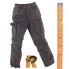 Soldier of Fortune 4 - Black Cargo Pants - 1/6 Scale - ART Action Figures
