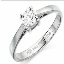 0.75 Cts Round Brilliant Cut GIA Certified Solitaire Diamond Ring In 14K Gold