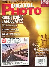 DIGITAL PHOTO MAGAZINE,  FEBRUARY, 2017   ISSUE # 216   SHOOT ICONIC LANDSCAPES