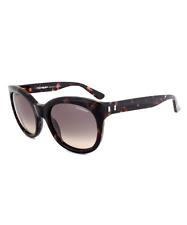 Yves Saint Laurent 6379-S-M67DX Havana/Grey Gradient Sunglasses