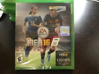 FIFA 16 EA sports XBOX ONE New sealed