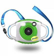 """Digital Camera for Kids with Flash, 1.44"""" Full-Color TFT Display Image and Video"""