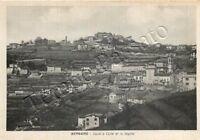 Cartolina di Bergamo, panorama