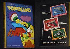 ***TOPOLINO N. 882*** 22 OTTOBRE 1972 - CON BOLLINO