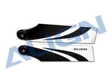 ALIGN 85 Carbon Fiber Tail Blade-T-Rex 550e