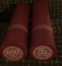 Rimmel The Only 1 Matte Lipstick, [600] Keep It Coral 0.13 oz (Pack of 2) Free S