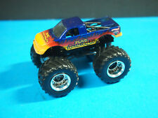 PURE ADRENALIN METAL BASE 2004 TO 2007 MONSTER JAM TRUCKS HOTWHEELS