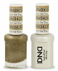 DND Daisy Soak Off Gel-Polish Duo .5oz LED/UV #692 - #710 (Part 2) - Pick Any.