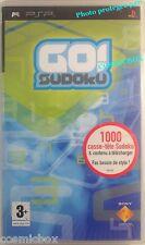 SONY jeu video console PSP - GO SUDOKU casse tête réflexion complet tout public