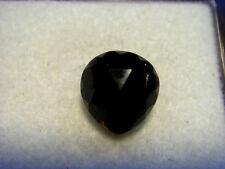 Smoky Quartz Pear cut Gemstone 7.5 mm x 7 mm 1.72 carat Natural Gem