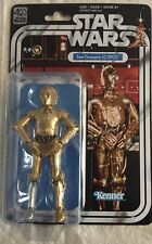 "Star Wars 40th Anniversary Black Series 6"" C-3PO"