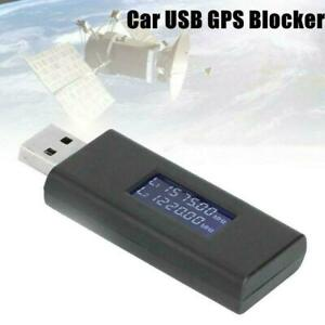 USB GPS SIGNAL INTERFERENCE BLOCKER ANTI TRACKING STALKING CASE Power Supply TH