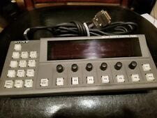 Sony BKDS-7060 Remote Panel for DVS-7000
