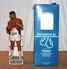 1981 Muhammad Ali Decanter w/ Box. Plus Everlast Championship Belt, Very Rare!