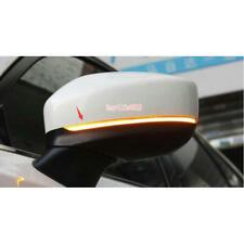 For Mazda CX-5 KF CX-8 2017-2019 CX-9 Side  Mirror LED Dynamic Turn Signal Light
