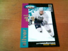1995-96 Collector's Choice Crash The Game #C22C Geoff Sanderson