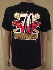 Vintage Mark McGwire Single Season Home Run Champion T Shirt 1998 70