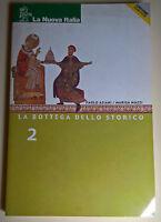 La bottega dello storico 2 - Aziani, Mazzi - 2002, La Nuova Italia - L