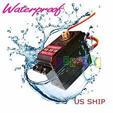 K2 Waterproof High Torque Metal Gear RC Servo motor airplane helicopter boat