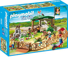 Playmobil - City Life - 6635 - Streichelzoo - NEU OVP