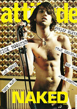 ATTITUDE #133 May 2005 NICK ROOSTER Philip Olivier TONY WARD Andy Scott-Lee EXCL