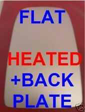 LDV 400/ CONVOY/ PILOT/ MAXUS/ SHERPA  MIRROR GLASS FLAT HEATED RIGHT OR LEFT