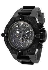 Invicta Men's Subaqua Noma IV 50mm Swiss Chrono Gray Rubber Diver Watch 11805