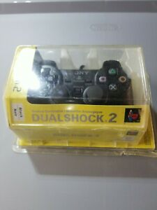 Sony PS2 BLACK Wired Controller OEM DualShock PlayStation 2