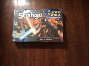 Star Wars Stratego Board Game Sealed Milton Bradley