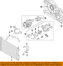 Genuine Oem Cooling System Hoses Clamps For Ford Transit 150 Ebay