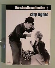 charlie chaplin City Lights Dvd 2 disc set
