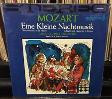 sealed MOZART Eine Kleine Nachtmusik / A Litte Night Music CZECH CHAMBER ORCH.