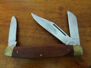 Old Sears Craftsman Pocket Knife 3 Blade