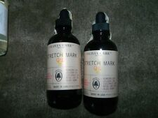 New! OLIVIA CARE Stretch Mark Oil Tones Regenerates Hydrates Natural 4oz x 2