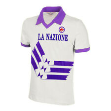 Fiorentina retro vintage football soccer shirt