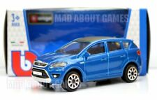 FORD KUGA 1:43 Car Model Diecast Metal Models Cars Die Cast Miniature Blue