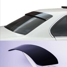 BMW E34 Spoiler lip 520 525 530 540 M5 Type Rear Roof Spoiler Wing bmw 34 sedan