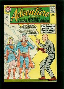 Adventure Comics 325 FN/VF 7.0 Qualified Centerfold Detached