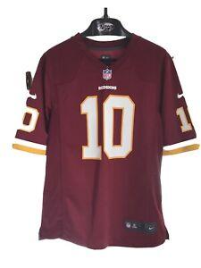 NFL Washington Redskins Robert Griffin 3, #10 Jersey Men's Medium