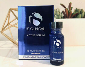 Anti Aging New Fresh iS CLINICAL Active Serum 0.5 oz / 15 ml w/ Free Shipping