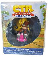 Crash Team Racing CTR FUNKO Mystery Mini Vinyl Figure Coco Bandicoot Nitro Car