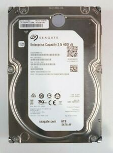 "Seagate ST6000NM0115 3.5"" 6TB SATA III 6Gb/s 7200RPM Hard Drive 1YZ110-002"